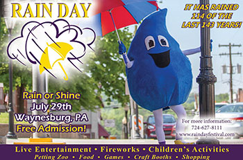 Rain Day Festival